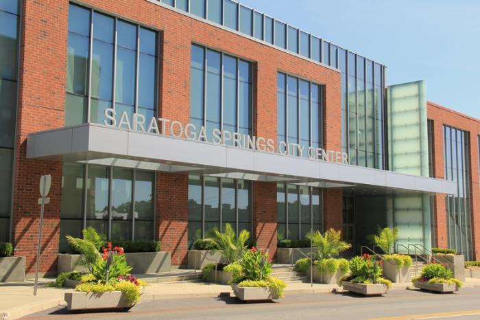 Exterior view of the sara