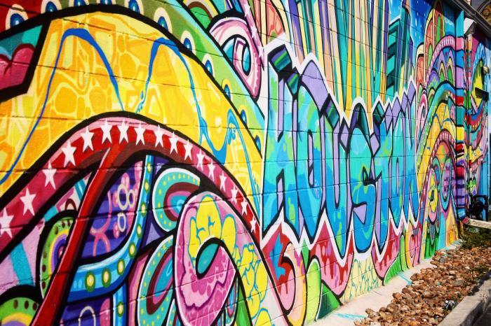 Houston Mural 3 - Yo Mariana