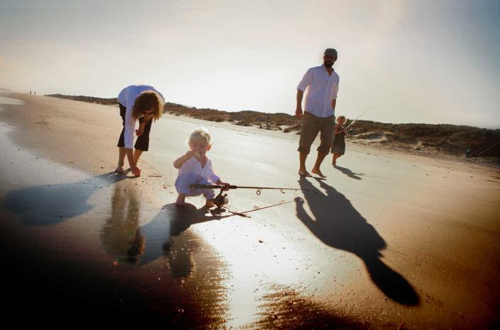 Golden Isles beach fun for the family