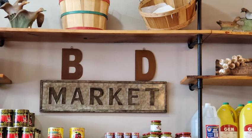 B & D Market in Geneva, NY