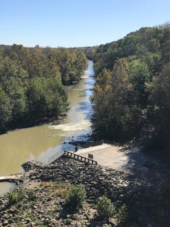 Glick Park River View