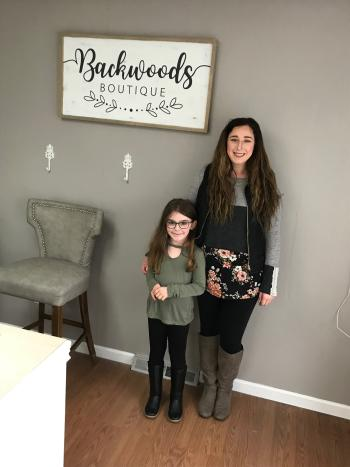 3a2dc1572 Backwoods Boutique Opens in Brownsburg