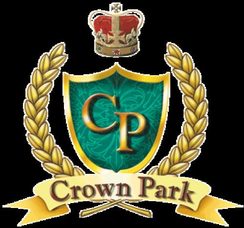 Crown Park logo