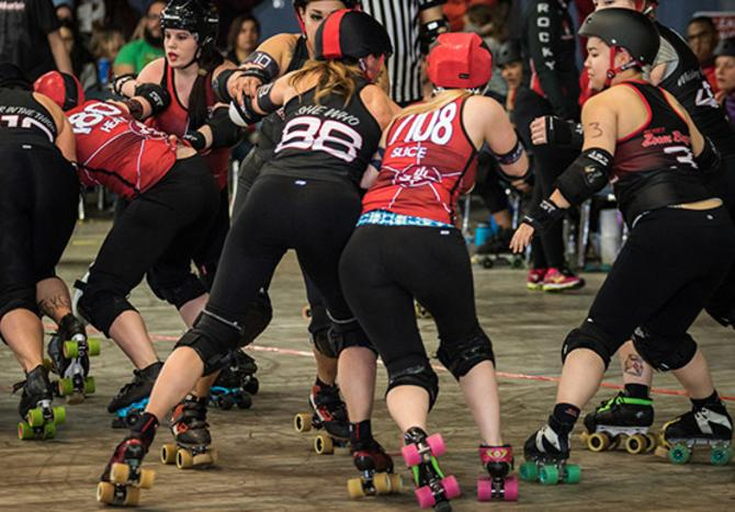 ICT Roller Girls - Wichita
