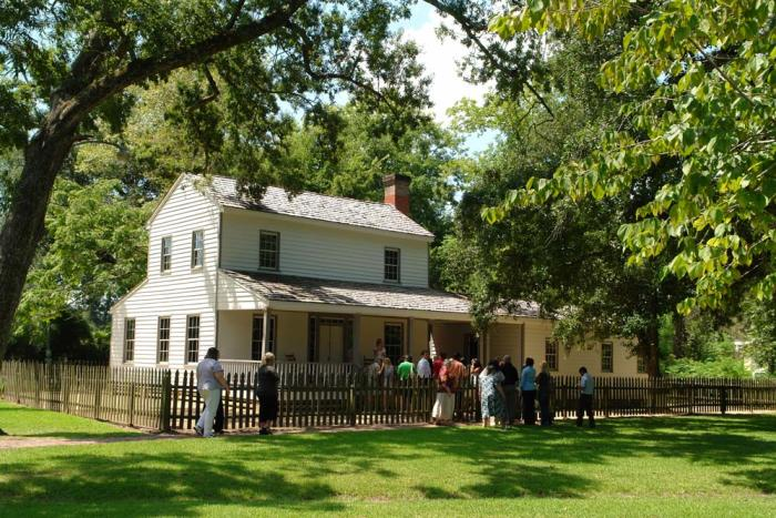 John Jay French Historic Home