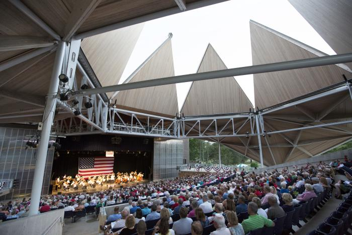 RSO fourth of july concert