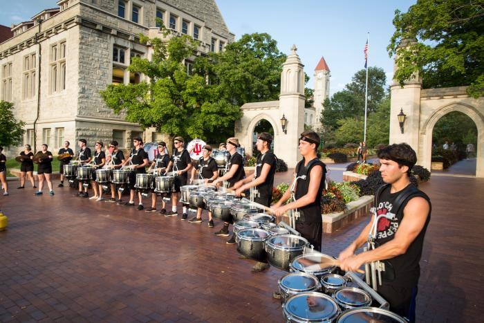 IU Marching Band