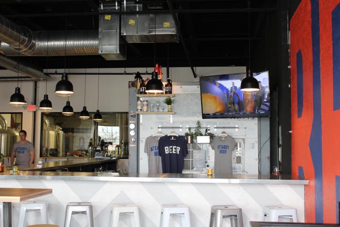 Attaboy Beer Tasting Room