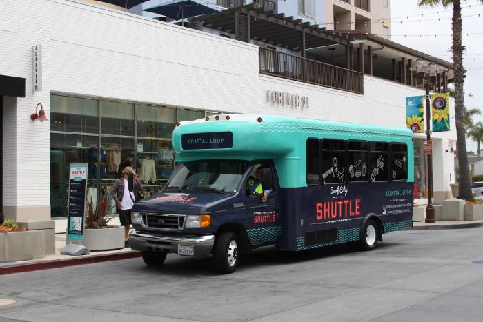 Downtown Shuttle