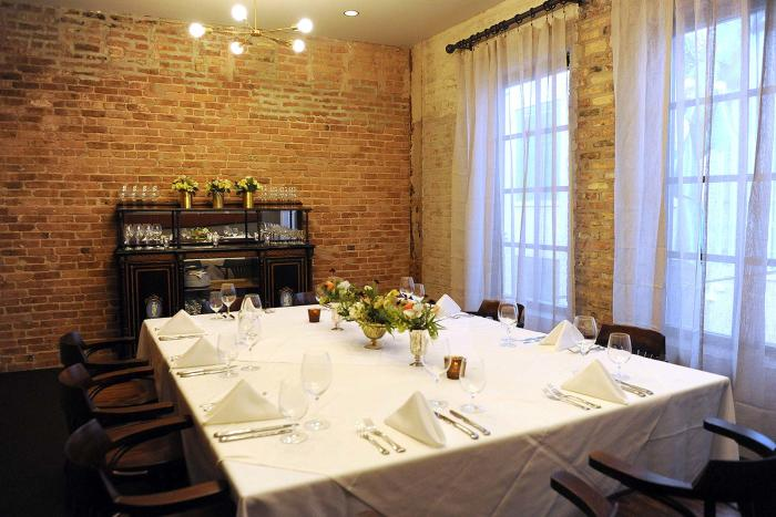 Formento S Private Dining