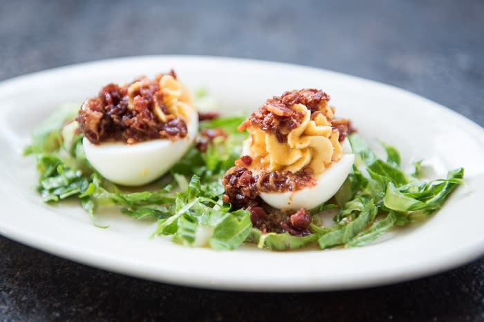 Liberty Kitchen's Deviled Eggs