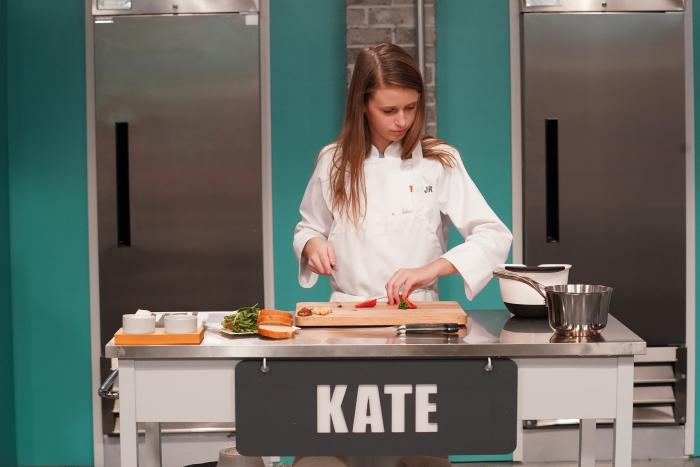 Kate Junior Chef