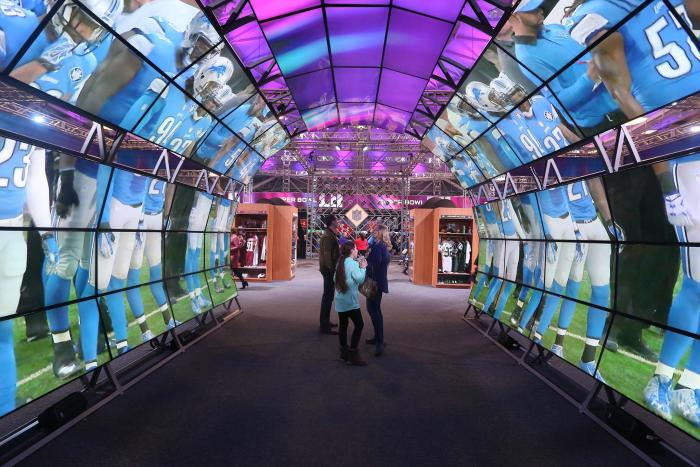 Super Bowl Experience