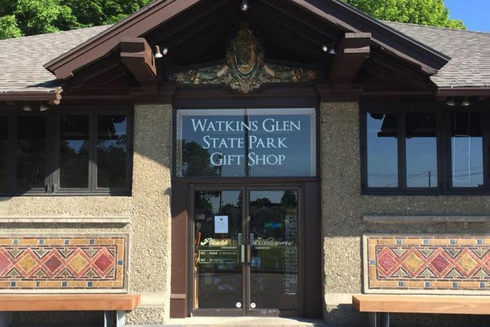 Watkins Glen State Park Gift Shop