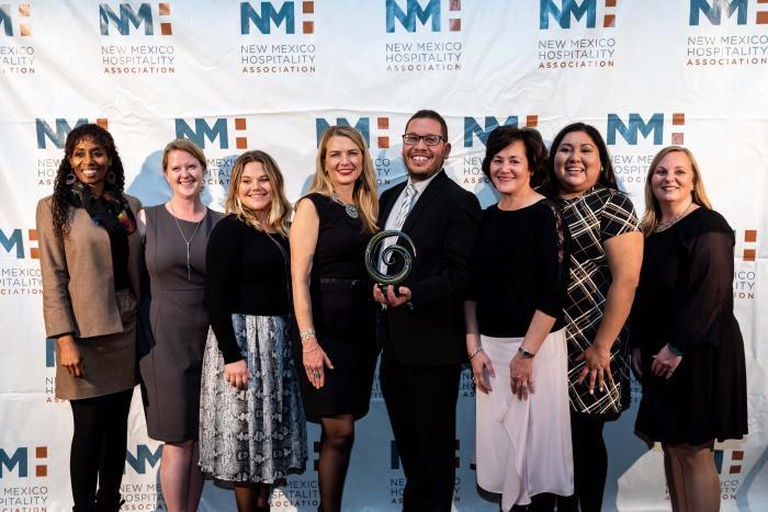 Top HAT Awards 2019 Senior Games Award