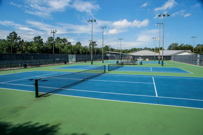 Beaumont Tennis Center