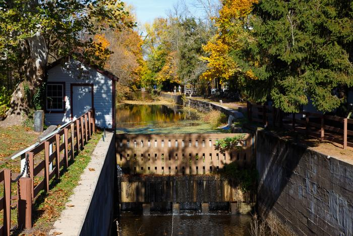 Delaware Canal in New Hope