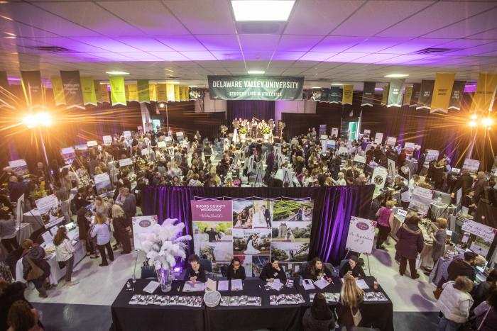 Visit Bucks County Wedding Show 2019