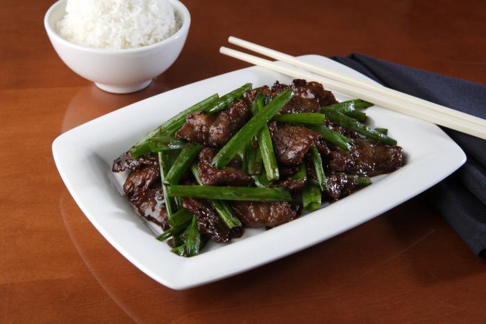 A food dish from PF Changs at ONE DAYTONA