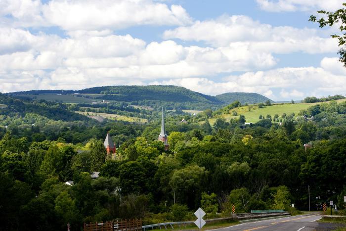 Cortland County - Homer