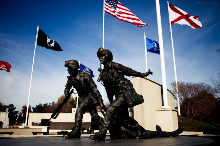 Huntsville Veterans Memorial Park