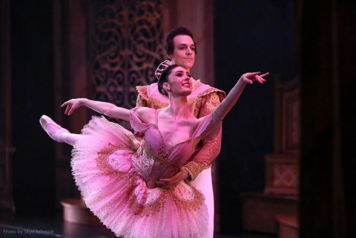 Festival Ballet Theatre's The Nutcracker Sugarplum Fairy