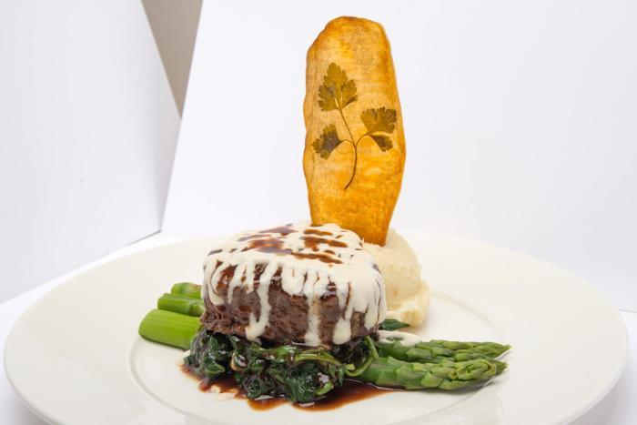 Bistango Irvine Grilled Prime Filet Mignon