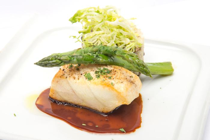 Bistango Irvine Oven Roasted Chilean Sea Bass