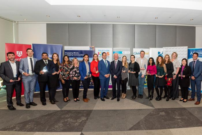 Announcing the Winners of the 2019 Aspire Awards