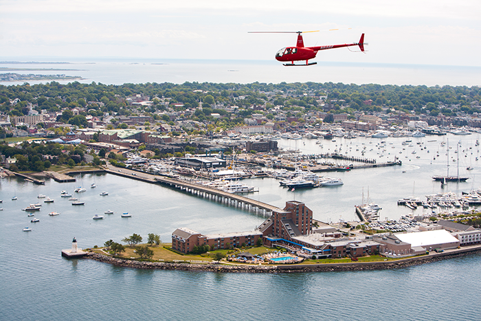 Bird's Eye Helicopter Tours