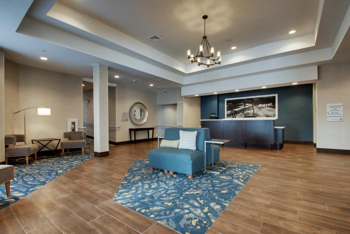 Hampton Inn, Pawtucket