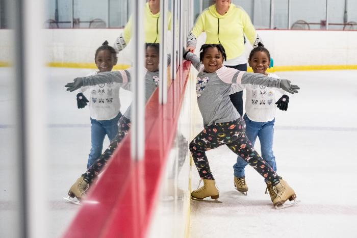 Riverview Ice House ice skating