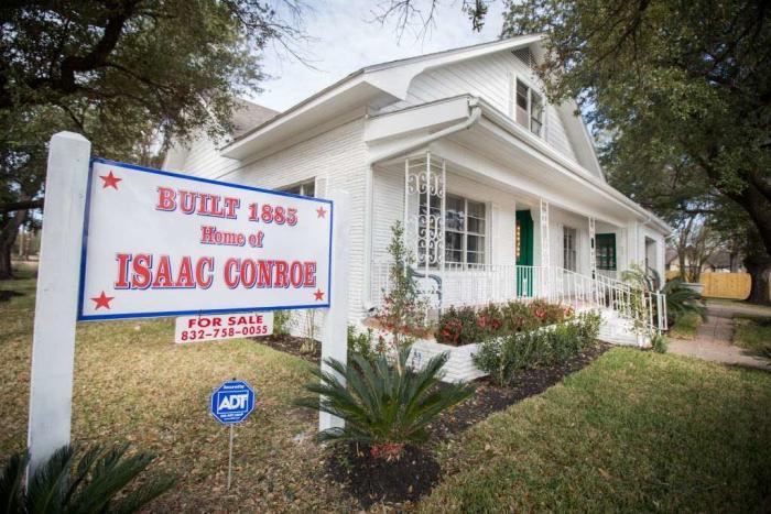 Isaac Conroe home