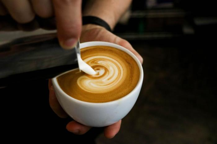 Sunset Stock Coffee in Houston