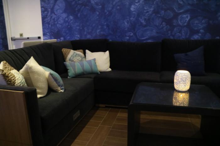 M Club Lounge in Irvine Marriott