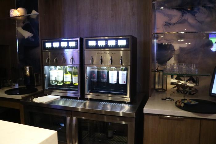 M Club Wine Bar at Irvine Marriott