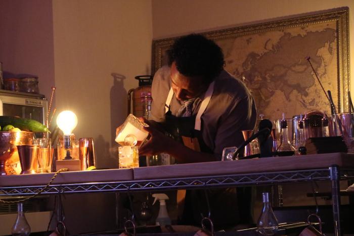 YNK Bartender