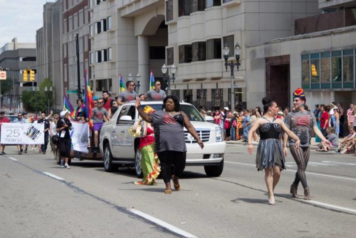 MI Pride Rally