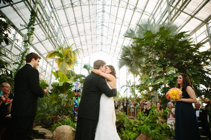 nicholas conservatory wedding