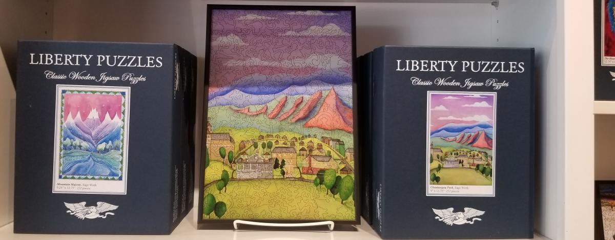 Liberty Puzzles