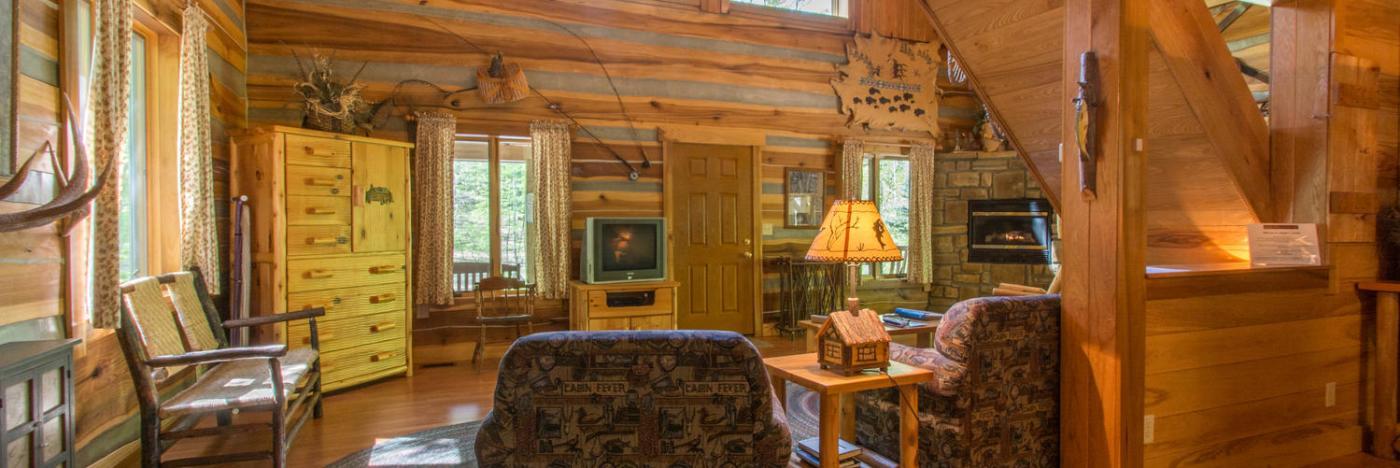 Angler S Log Cabin Unionville In 47468