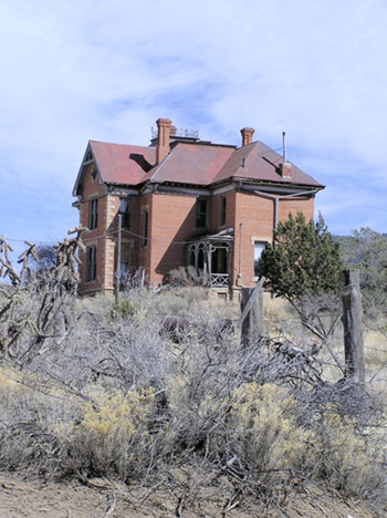 White Oaks New Mexico Ghost Town | Haunted Places: Old
