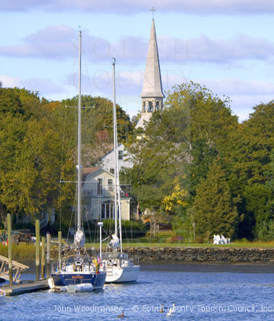 North Kingstown harbor