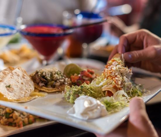 Mexican food, El Sol, Downtown Harrisburg
