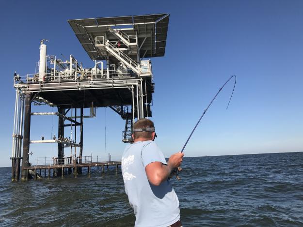 Fishing Guides in Lake Charles