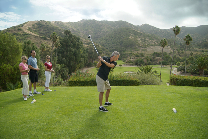 Catalina Island Golf Course - Southern California Golf
