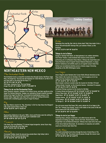 Northeastern New Mexico Film Trail