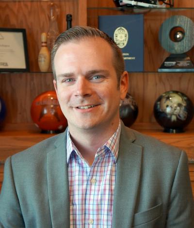 Scott Poland, Tourism Sales Manager