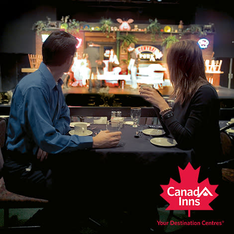 Celebrations Dinner Theatre Stay and Show Package