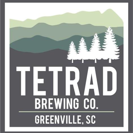 Tetrad Brewing Co. Logo 2